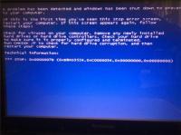 电脑开机后蓝屏重启如何解决 教你如何看电脑配置信息